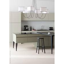 cuisine nuage chandelier 6 moyen nuage white diffusing designheure
