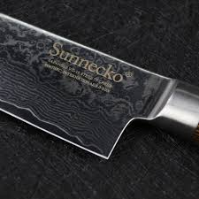 aliexpress com buy sunnecko 8 inch professional chef kitchen aliexpress com buy sunnecko 8 inch professional chef kitchen knife top quality japanese vg10 damascus steel blade cooking knives color wood handle from