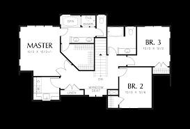 mascord house plan 2137bb the watts
