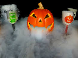 earthbound halloween hack story how to make a smoldering halloween cauldron with dry ice diy