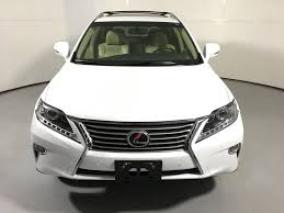 lexus certified pre owned phoenix 2015 used lexus rx 350 fwd 4dr at schumacher european serving