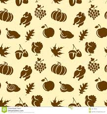 thanksgivin seamless pattern stock vector image 33114018