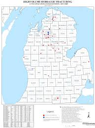 Hillsdale Michigan Map by U M Technical Reports Examine Hydraulic Fracturing In Michigan Mi Sites Orig 20130905 Gif