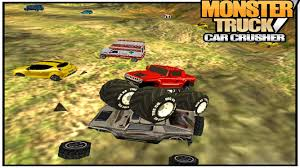 monster truck racing games free download monster truck car crusher android apps on google play