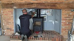 fireplace remodelling
