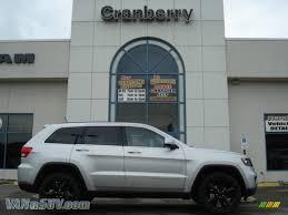 jeep cherokee silver 2012 jeep grand cherokee altitude 4x4 in bright silver metallic