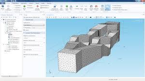 multiphysics simulation software platform for physics based modeling