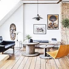 Inside A Textile Designer U0027s Stunning Danish Apartment Mydomaine