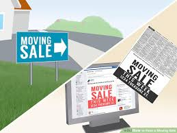 how to host a moving sale 11 steps with pictures wikihow
