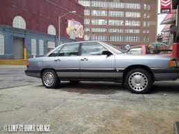 audi 5000 for sale 1986 audi 5000 cs turbo quattro german cars for sale