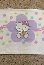 kitty sheets pillowcases ebay
