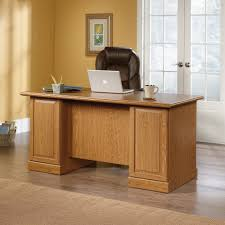 Office Computer Desk Orchard Hills Executive Office Desks 401822 Sauder