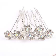 decorative hair pins buy ilovediy 20pcs mixed flower hair pins decorative hair