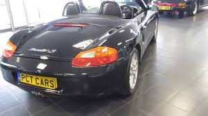 porsche 986 boxster s 3 2l manual at pct porsche youtube