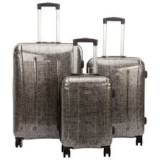 L Shaped Desk With Locking Drawers by Samsonite Carbon 3 Piece 4 Wheeled Luggage Set Silver Black