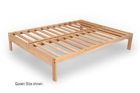 Nomad Bed Frame Nomad 2 Platform Bed Kitchen Dining