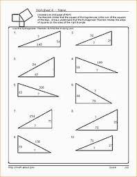 8 pythagorean theorem worksheet academic resume template