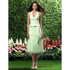76 99 buy cheap tea length chiffon bridesmaid dress a line