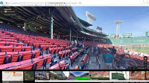 Fenway Map Video Dominion Home Of The Boston Red Sox Inside Look At
