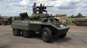 ford pygmy ford m8 armored car youtube