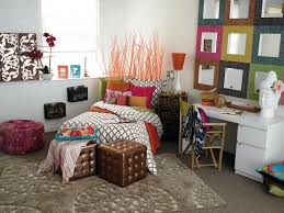 Indie Desk Bedroom Hipster Bedroom Decor Idea With Single Bed And Cozy