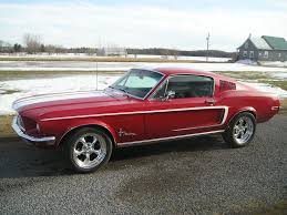 mustang size 1967 1968 mustang tire and wheels picture thread ford mustang