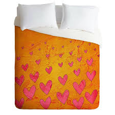 What Is A Duvet Cover And Sham Best 25 Orange Duvet Covers Ideas On Pinterest Bedding Sets