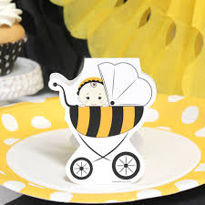 bumble bee decorations bumble bee baby shower decorations