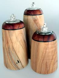 buy a hand crafted handmade home decor wooden oil lamp candles