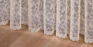Lorraine Curtains Lorraine Imported Lace Curtains Lace Tiers