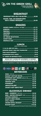 shades of green dining options at shades of green resort in walt disney world