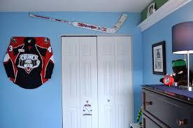 hockey bedrooms hockey themed room ideas 2017 a hockey fan s perspective
