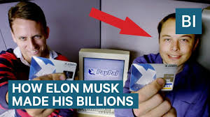 elon musk paypal how elon musk ceo of tesla and spacex makes and spends his money