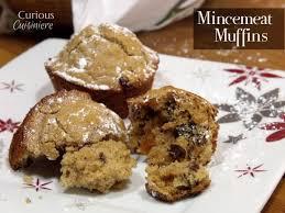 mincemeat muffins christmas muffins u2022 curious cuisiniere