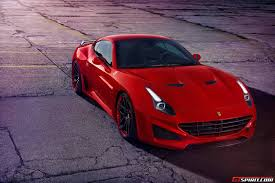 Ferrari California Custom - official novitec rosso ferrari california t n largo gtspirit