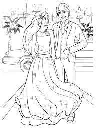 barbie coloring page 505 coloring pages