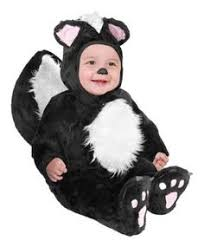 Halloween Costume Ideas Baby Boy Baby Skunk Costume Pottery Barn Kids Halloween