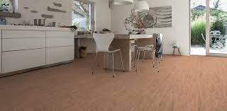 Antique White Laminate Flooring Haro Cork Floor Corkett Antique White Permadur