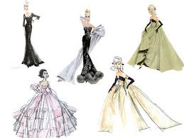 How To Draw Fashion Designs Best Fashion Illustration From Robert Best Je T U0027adore Joe