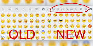 new android emojis emoji whatsapp for android received the update everyone