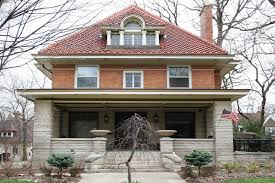 Home Architecture Styles Prairie And Foursquare Architectural Styles Of America And Europe