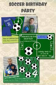 soccer birthday party ilona u0027s passion