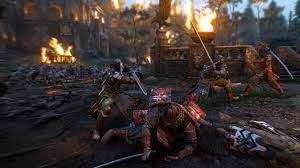 for honor review gamespot