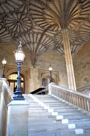Hogwarts Dining Hall by Steps In The Christ Church Dining Hall At Oxford University The