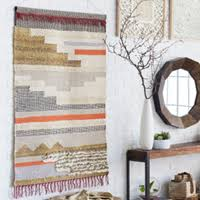 Hanging Rugs On A Wall Wall Decor Surya Rugs Lighting Pillows Wall Decor Accent