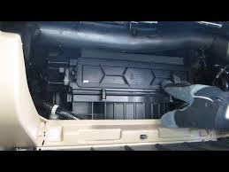 honda accord cabin air filter replacement how to replace cabin air filter honda accord
