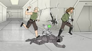 image s8e15 159 space tree trio running past the guard png