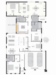 luxury floorplans 2 story house plans nsw luxury duo dual living floorplans house plan