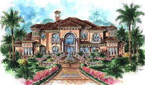 mediterranean style home mediterranean house plan luxury mediterranean style home floor plan