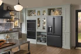 how to clean matte black cupboards the charcoal color of our black slate appliances